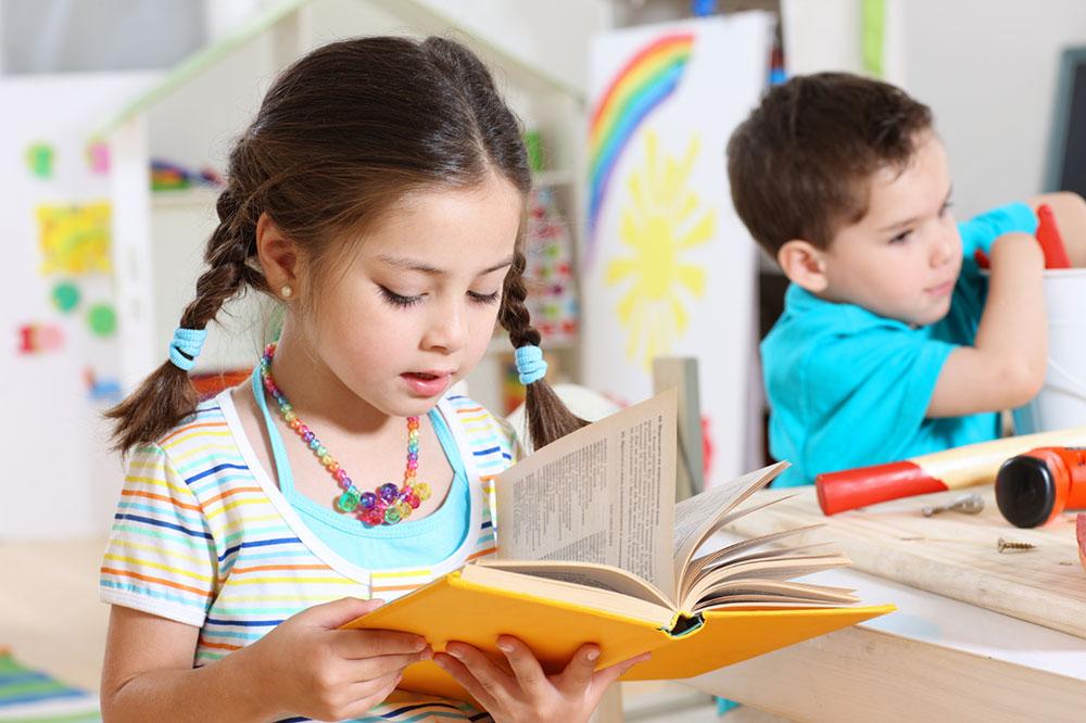 kids read books-н зурган илэрц